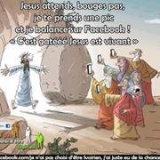Jesus vivant