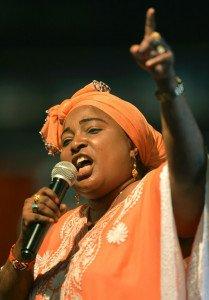 La députée Mishi Mboko