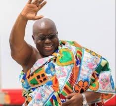 Le président du Ghana, Nana Akufo-Addo